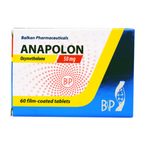 Anapolon (Oxymetholone) 50 mg Balkan Pharmaceuticals