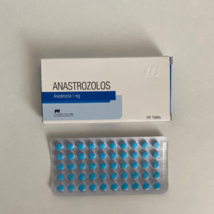 Anastrazolos 1 mg Pharmacom Labs