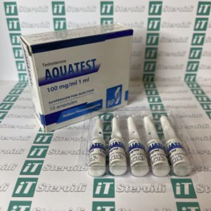 Confezione Aquatest 100 mg Balkan Pharmaceuticals