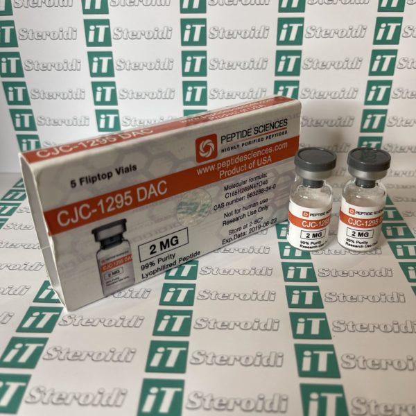 Confezione CJC 1295 DAC 2 mg Peptide Sciences