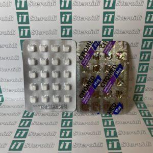 Confezione Citomed 50 mg Balkan Pharmaceuticals
