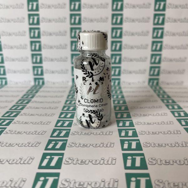 Confezione Clomid 50 mg Prime
