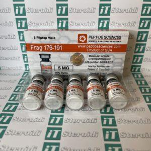 Confezione HGH Frag 176-191 5 mg Peptide Sciences