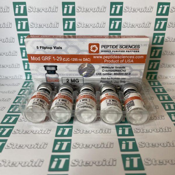 Confezione MOD GRF 1-29 2 mg Peptide Sciences