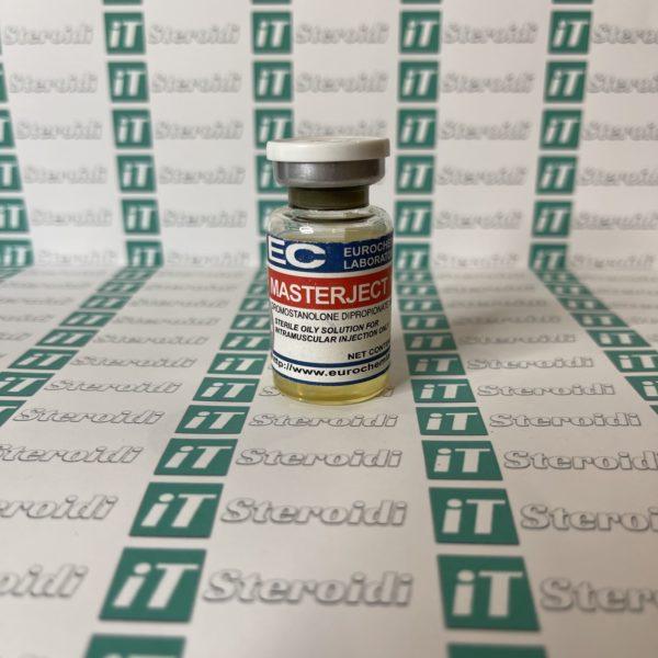 Confezione MasterJect (Drostanolone Propionate) 100 mg Eurochem Labs