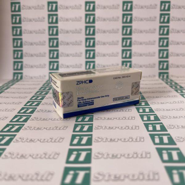 Confezione Metenolone Enanthate U.S.P. 100 mg Zhengzhou