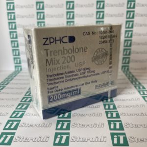 Confezione Mix of 3 Trenbolones 200 mg Zhengzhou
