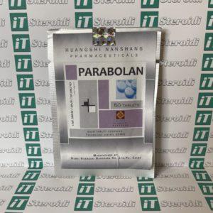 Confezione Parabolan (Trenbolone acetate) 50 mg Hubei Huangshi Nanshang