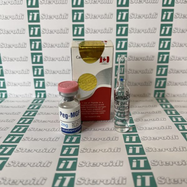 Confezione Peg MGF 2 mg Canada Peptides