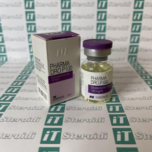 Confezione Pharma Dro P100 100 mg Pharmacom Labs