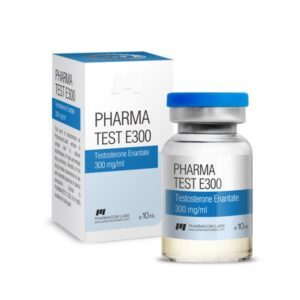 Pharma Test E 300 mg Pharmacom Labs