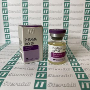 Confezione PharmaOxy 50 mg Pharmacom Labsg Pharmacom Labs