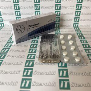 Confezione Proviron 25 mg Bayer