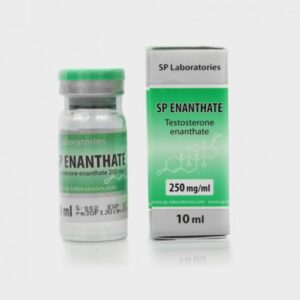 SP Enanthate (Testosteron Enanthate) 250 mg SP Laboratories