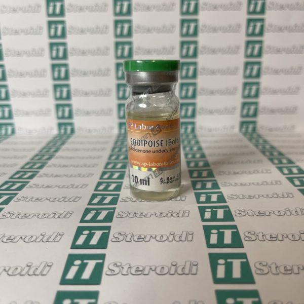 Confezione SP Equipoise (Boldenon E) 200 mg SP Laboratories