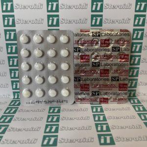 Confezione SP Stanozol 10 mg SP Laboratories