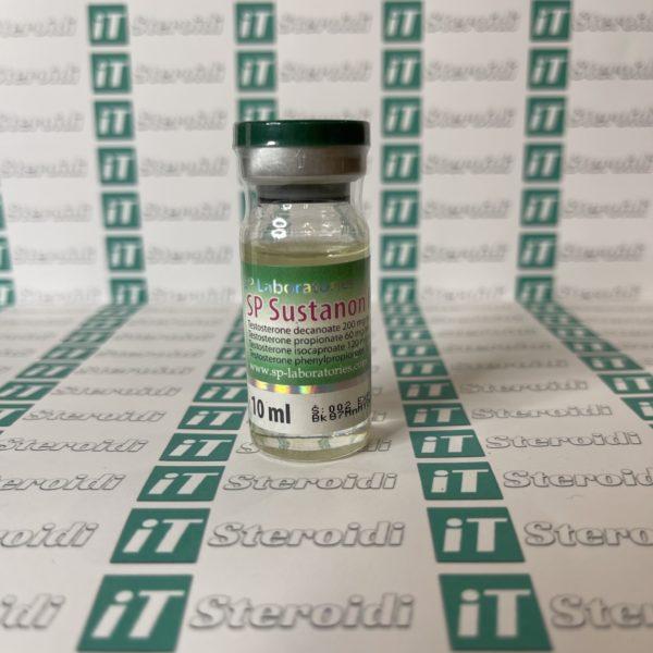 Confezione SP Sustanon Forte 250 mg SP Laboratories