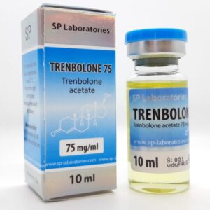 SP Trenbolone (Trenbolone Acetate) 75 mg SP Laboratories