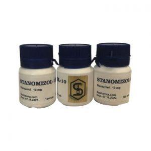 Oxanazol 10 mg Sopharma