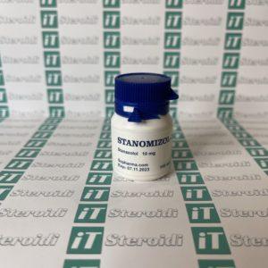 Confezione Stanomizol 10 mg Sopharma