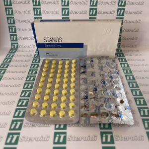 Confezione Pharma Stanos 10 mg Pharmacom Labs