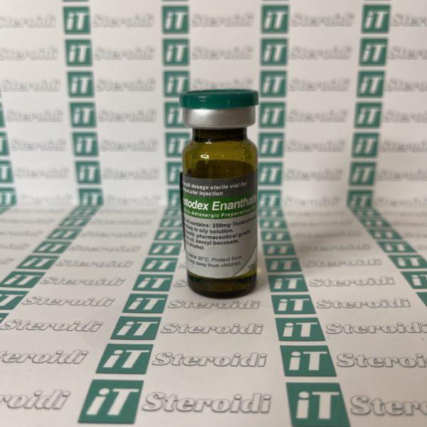 Confezione Testodex Enanthate 250 mg Sciroxx