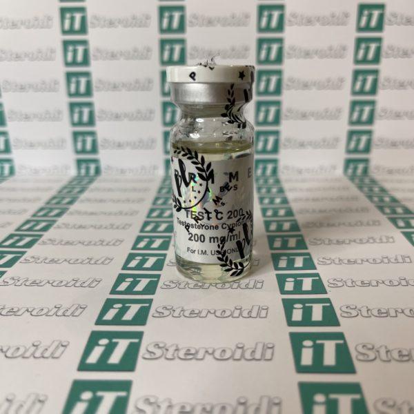 Confezione Testosterone C 200 mg Prime