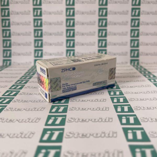 Confezione Testosterone Cypionate U.S.P. 200 mg Zhengzhou