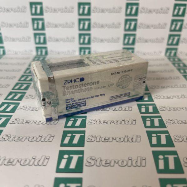 Confezione Testosterone Enantate U.S.P. 250 mg Zhengzhou
