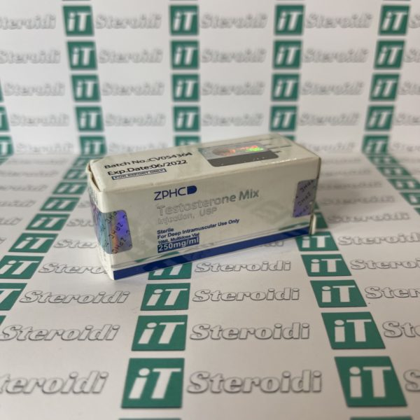 Confezione Testosterone Mix U.S.P. 250 mg Zhengzhou