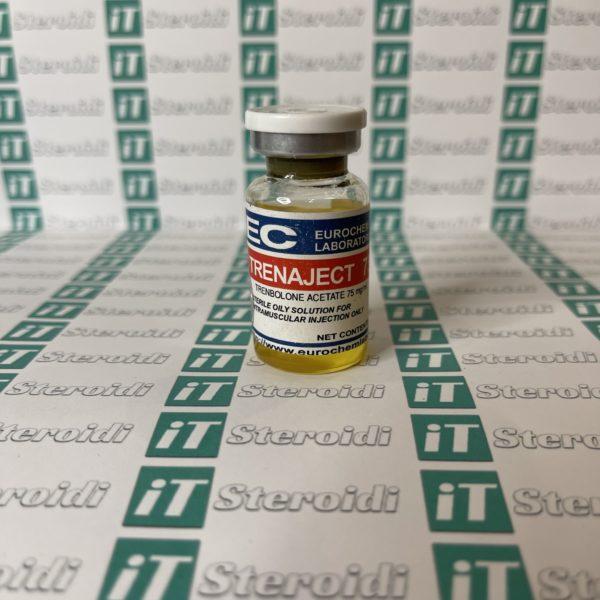 Confezione Trenaject A (Trenbolon Acetat) 75 mg Eurochem Labs
