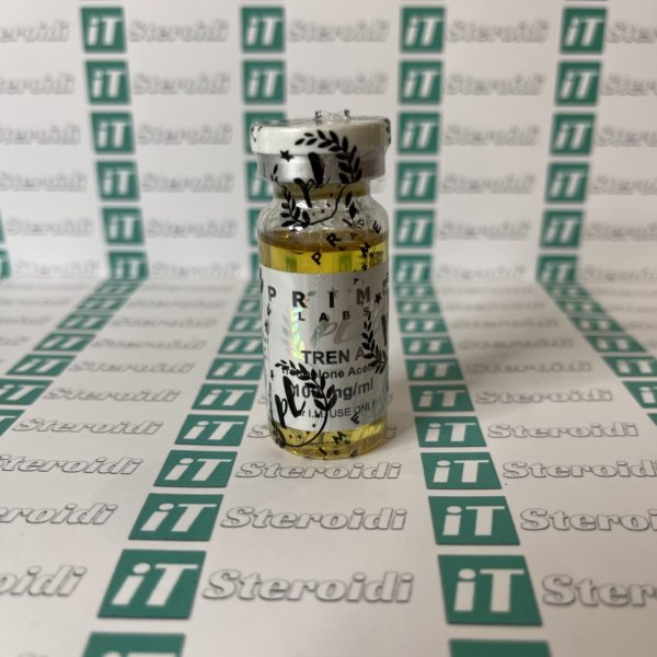 Confezione Trenbolone Acetate 100 mg Prime