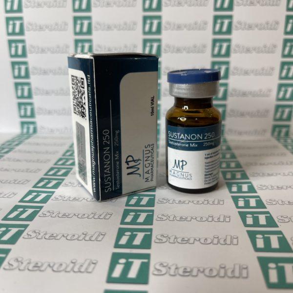 Confezione Sustanon 250 mg Magnus Pharmaceuticals