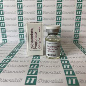 Confezione Drostanolone Propionate 100 mg Cygnus