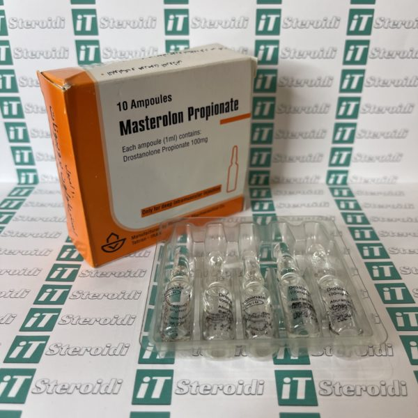 Confezione Masterolon Propionate 100 mg Aburaihan