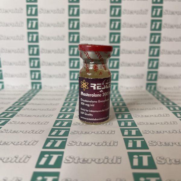 Confezione Masterolone Forte 200 mg Restek Laboratories