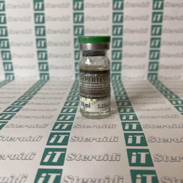 Confezione SP Supertest 450 mg SP Laboratories