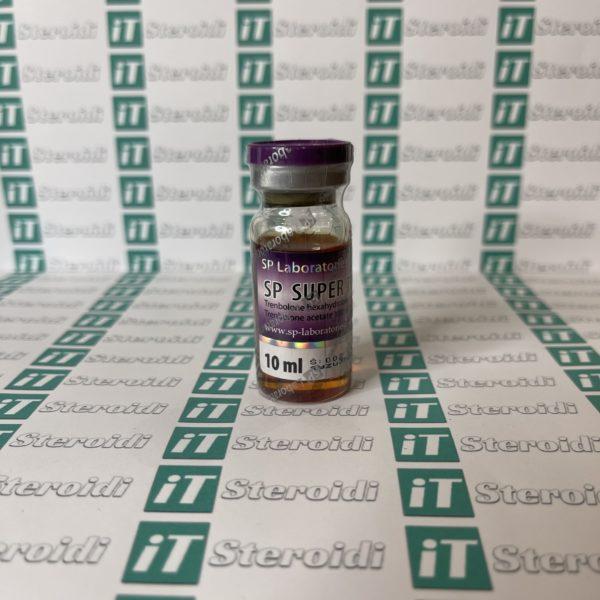 Confezione SP Supertren 200 mg SP Laboratories