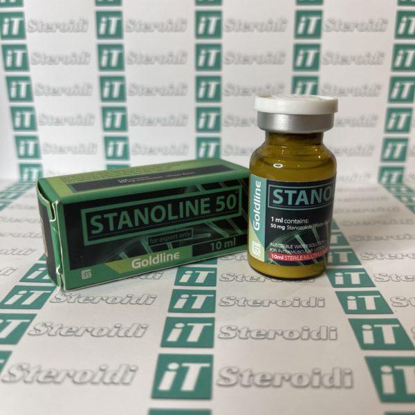 Confezione Stanoline 50 mg Gold Line