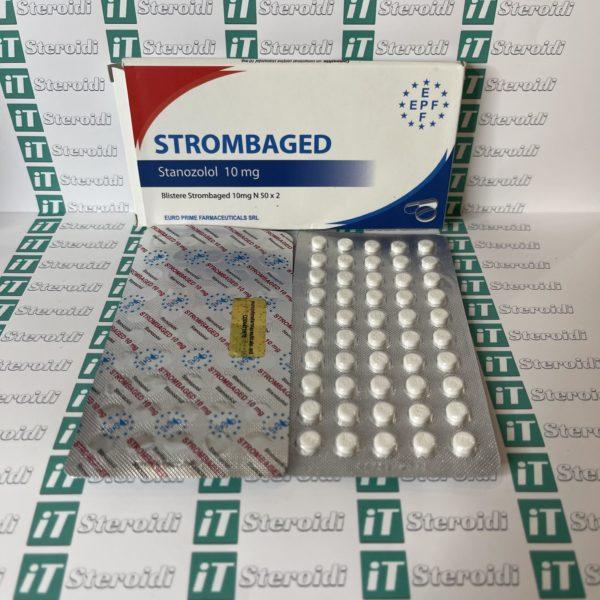 Confezione Strombaged 10 mg Euro Prime Farmaceuticals