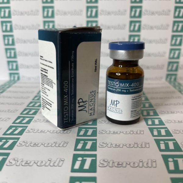 Confezione Testo Mix 400 mg Magnus Pharmaceuticals