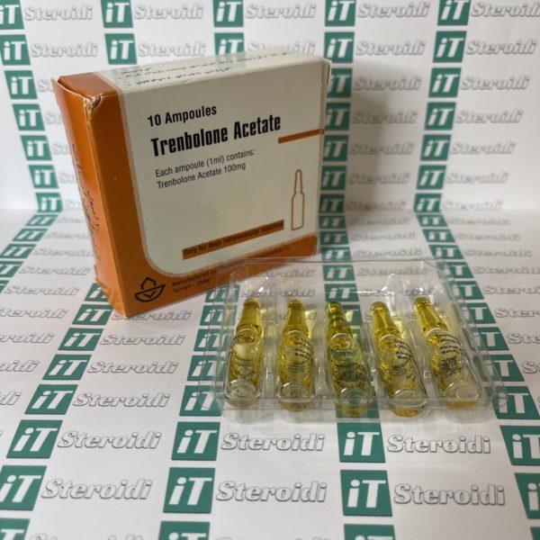 Confezione Trenbolone Acetate 100 mg Aburaihan