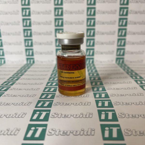 Confezione Trenoline 100 mg Gold Line