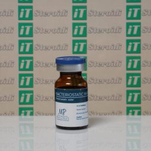Confezione Bacteriostatic Water 10 ml Magnus Pharmaceuticals