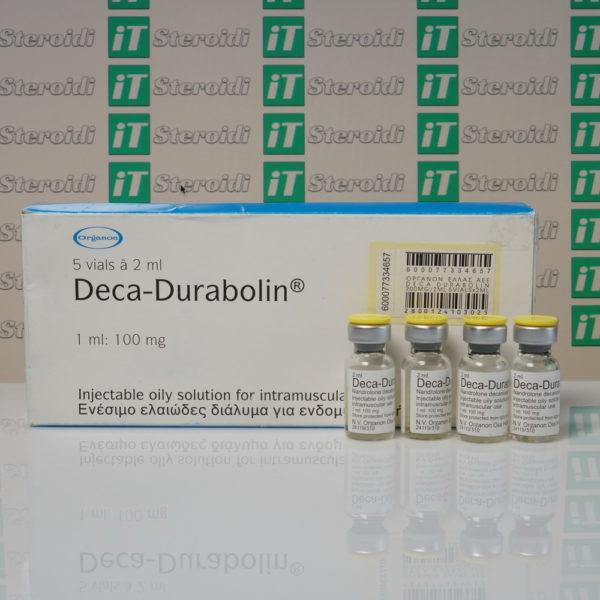 Confezione Deca-Durabolin 100 mg Organon