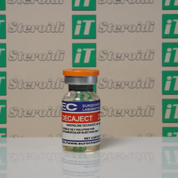 Confezione Decaject 200 mg Eurochem Labs