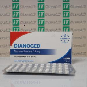 Confezione Dianoged 10 mg Euro Prime Farmaceuticals