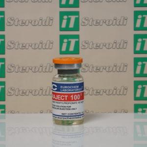 Confezione Duraject 100 mg Eurochem Labs