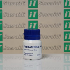 Confezione Metamizol 10 mg Sopharma