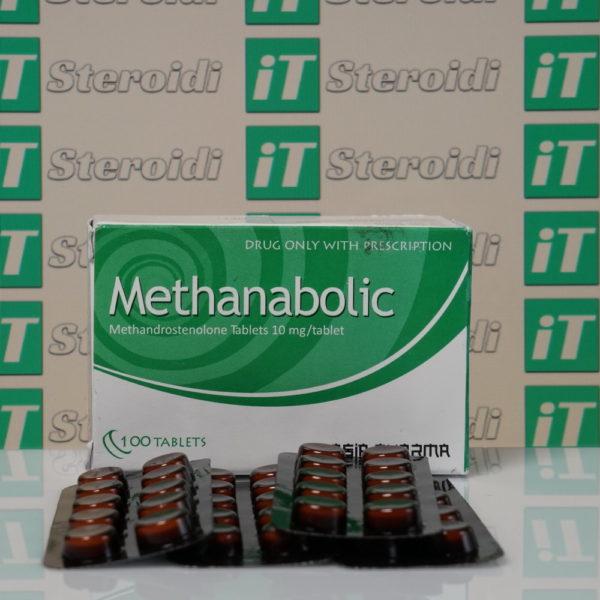 Confezione Methanabolic 10 mg Asia Pharma